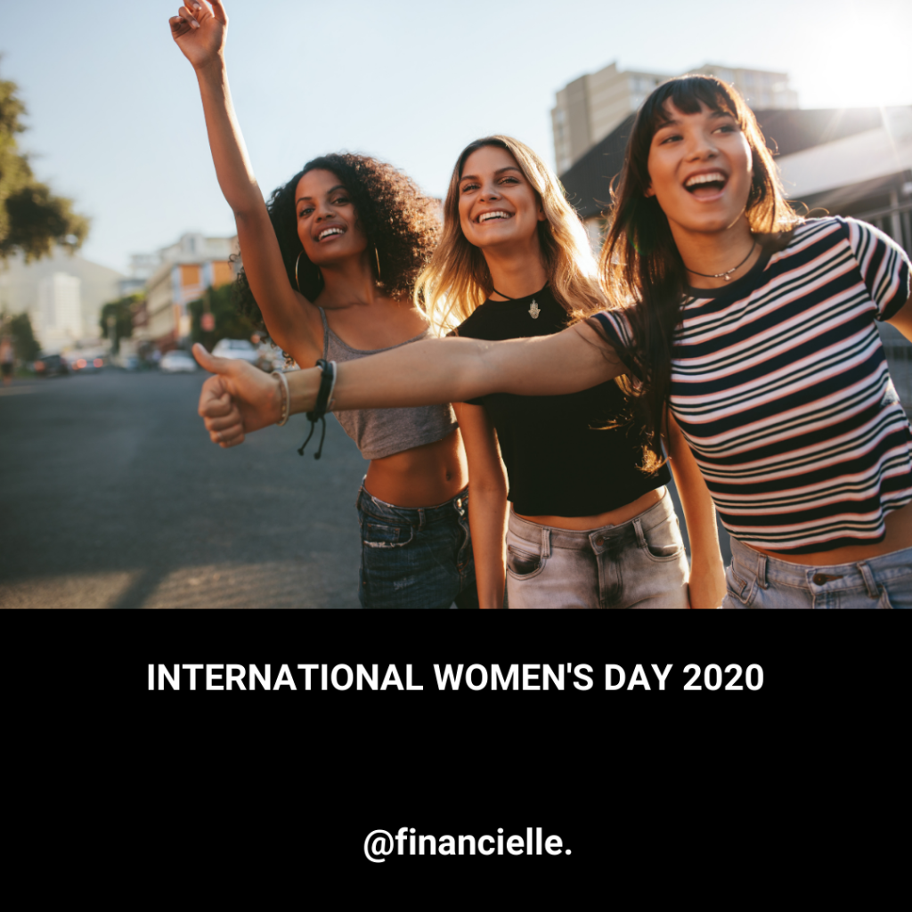 INT. WOMENS DAY 2020