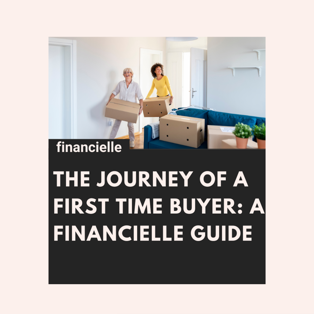 The journey of a first time buyer guide