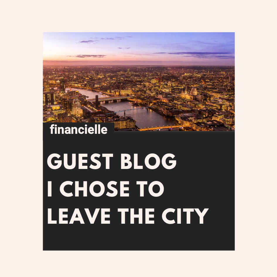 guest post I chose to leave the city